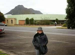 Cathryn at Dunkeld