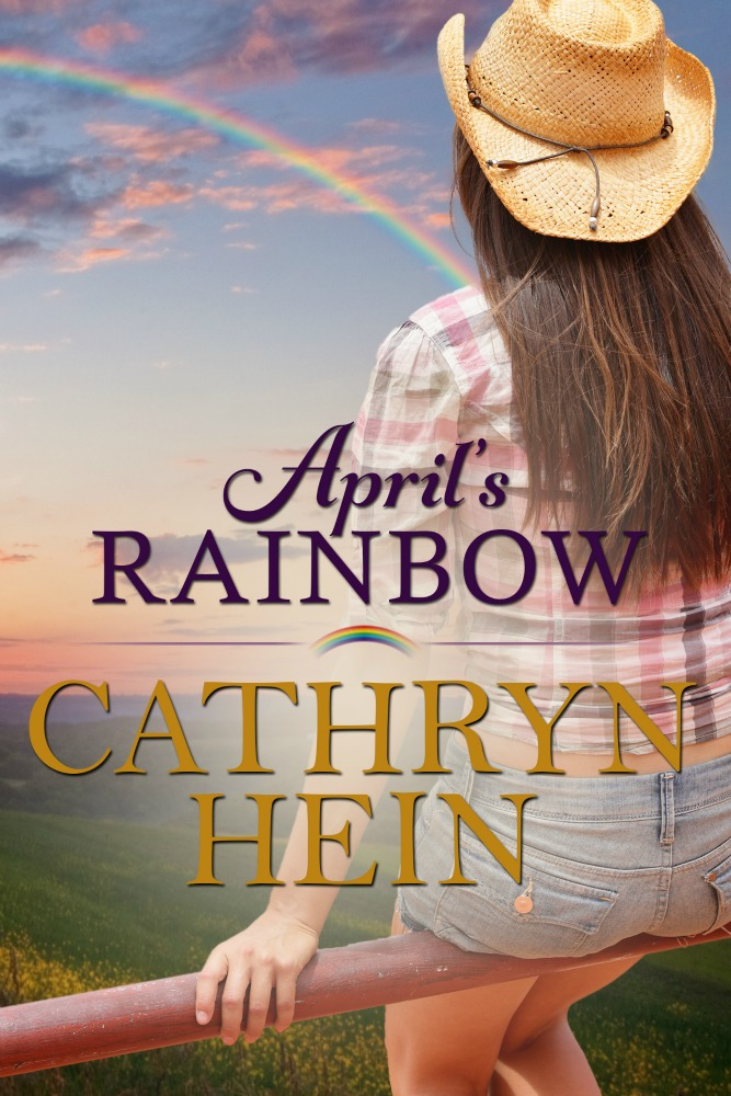 April's Rainbow by Cathryn Hein, an Australian country love story