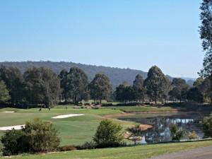 Cathryn's golf club