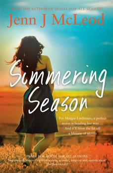 Cover of Simmering Season