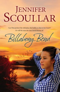 Cover pf Billabong Bend by Jennifer Scoullar