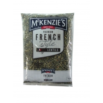 McKenzies French Style Green Lentils