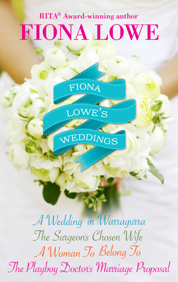 Fiona Lowe's weddings anthology