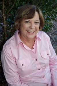 Author Barbara Hannay