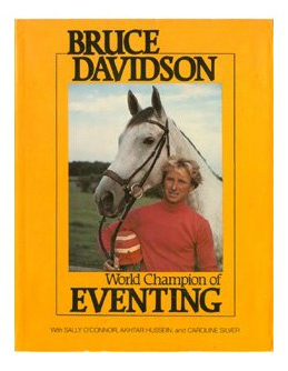 cover of Bruce Davidson, World Champion of Eventing by Sally O'Connor