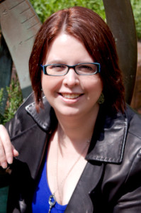 Author Melanie Scott