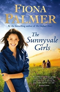 Cover of The Sunnyvale Girls by Fiona Palmer
