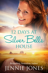 12 Days at Silver Bells House by Jennie Jones - Cover