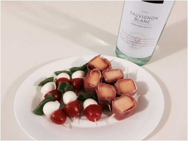 Victoria's Italian Inspired nibbles