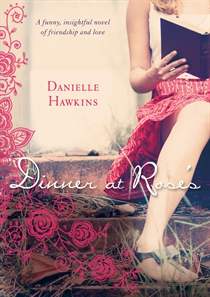 Cover of Dinner at Rose's