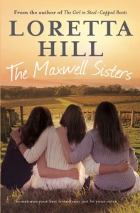 Cover of The Maxwell Sisters by Loretta Hill