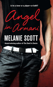 Cover of Angel in Armani by Melanie Scott