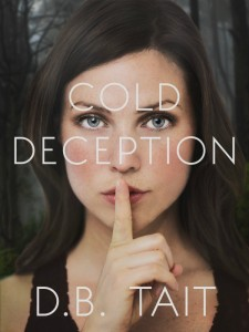Cover of Cold Deception by DB Tait