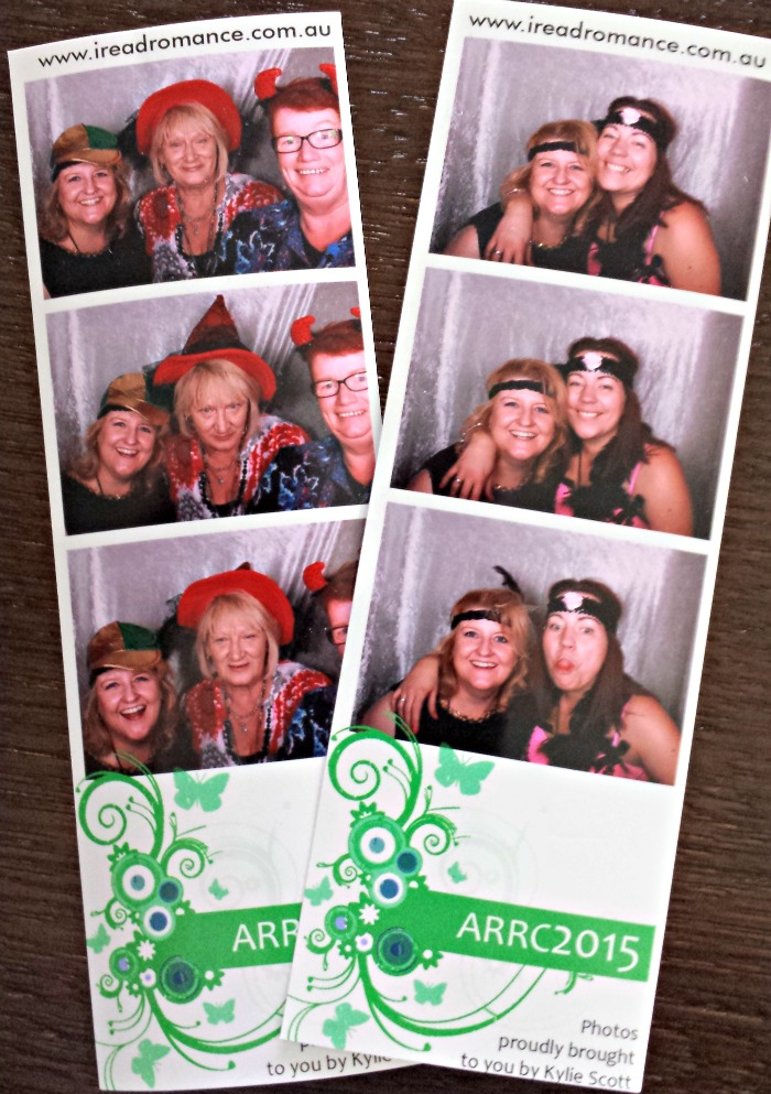 Pictures from the ARRC dinner photobooth
