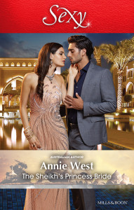 The Sheikh's Princess Bride by Annie West