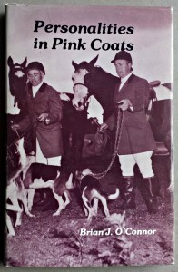 Cover of Personalities in Pink Coats by Brian J. O'Connor