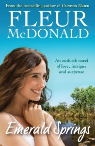 Cover of Emerald Springs by Fleur McDonald