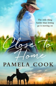 Cover of CLOSE TO HOME by Pamela Cook