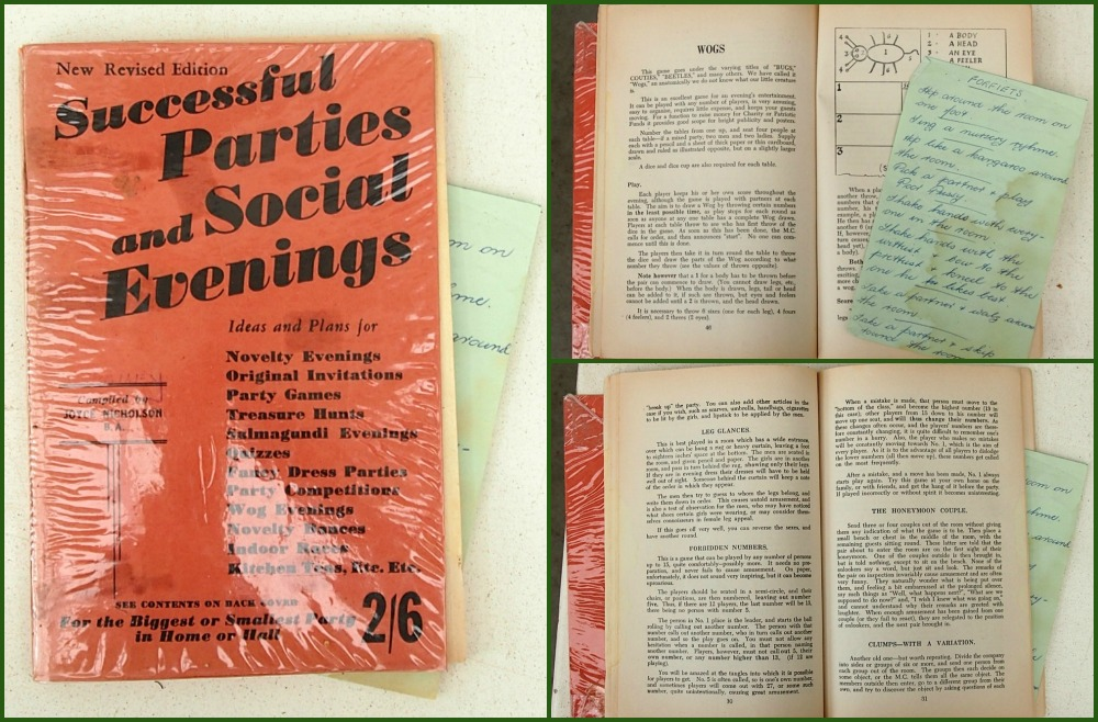 Successful party book