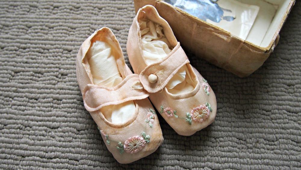 Mum's booties