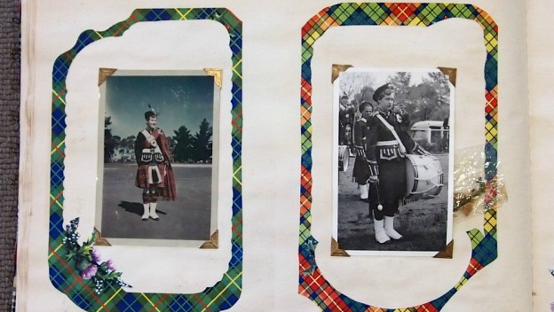 Pipe band photos.