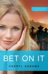 Bet On It by Cheryl Adnams