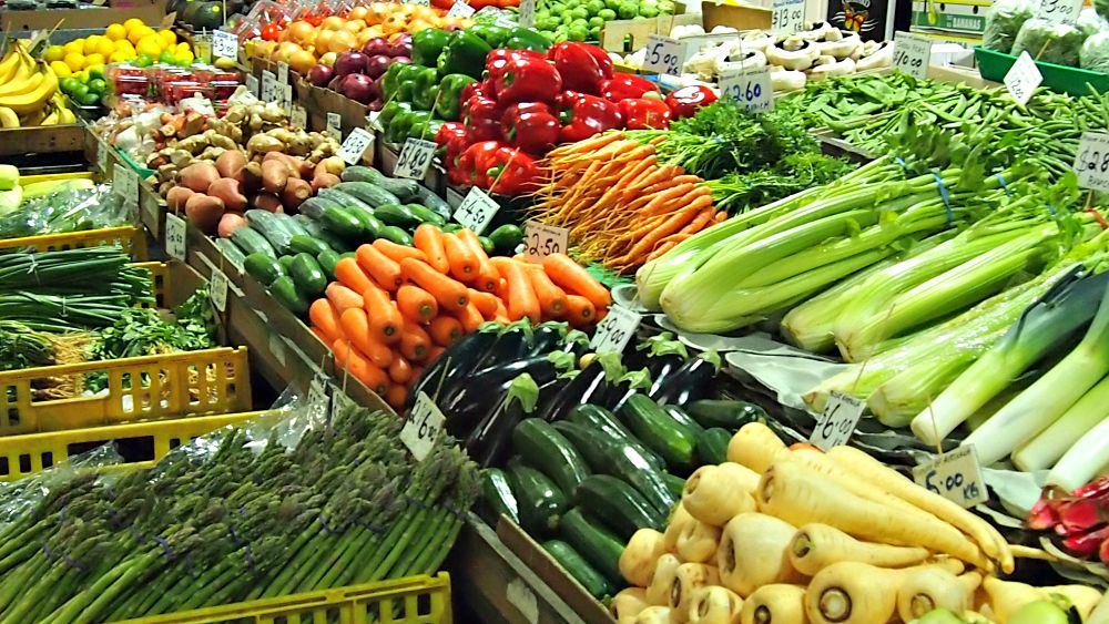 Fruit and Veg at Queen Victoria Market