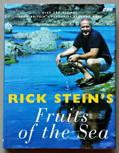 My copy of Fruits of the Sea by Rick Stein