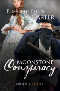 Moonstone Conspiracy by Elizabeth Ellen Carter