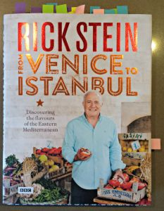 My new copy of From Venice to Istanbul