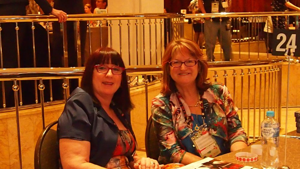 ARRA Booksigning - Maggie Mundy and Trish Morey