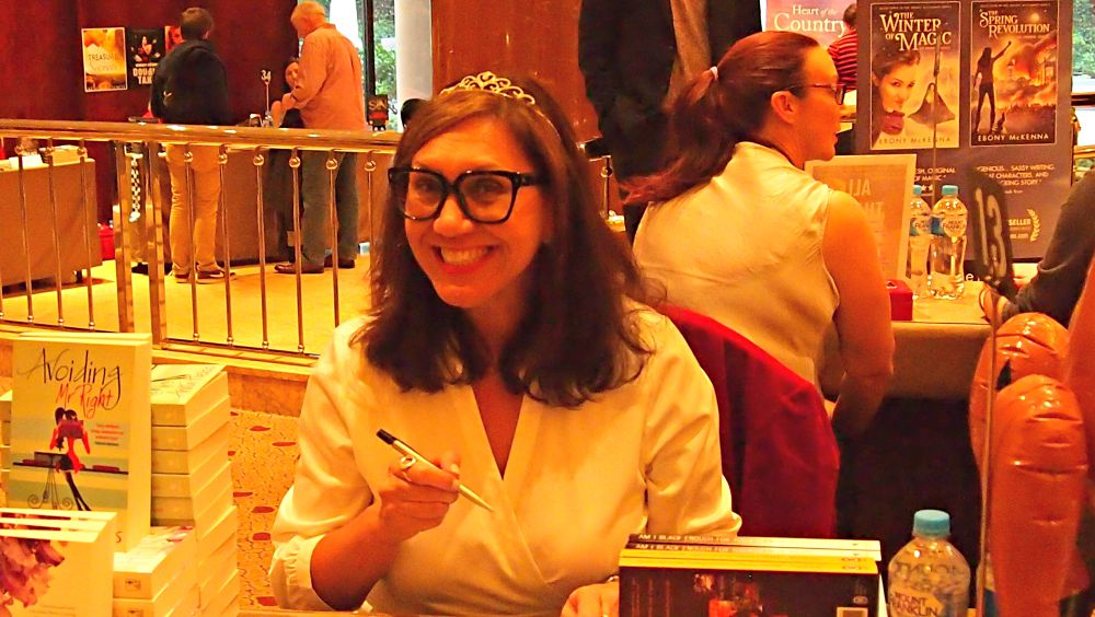 ARRA Booksigning - Anita Heiss