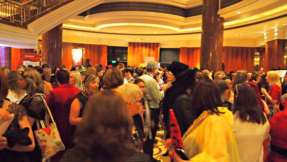 RWA Cocktail Party - Crowd