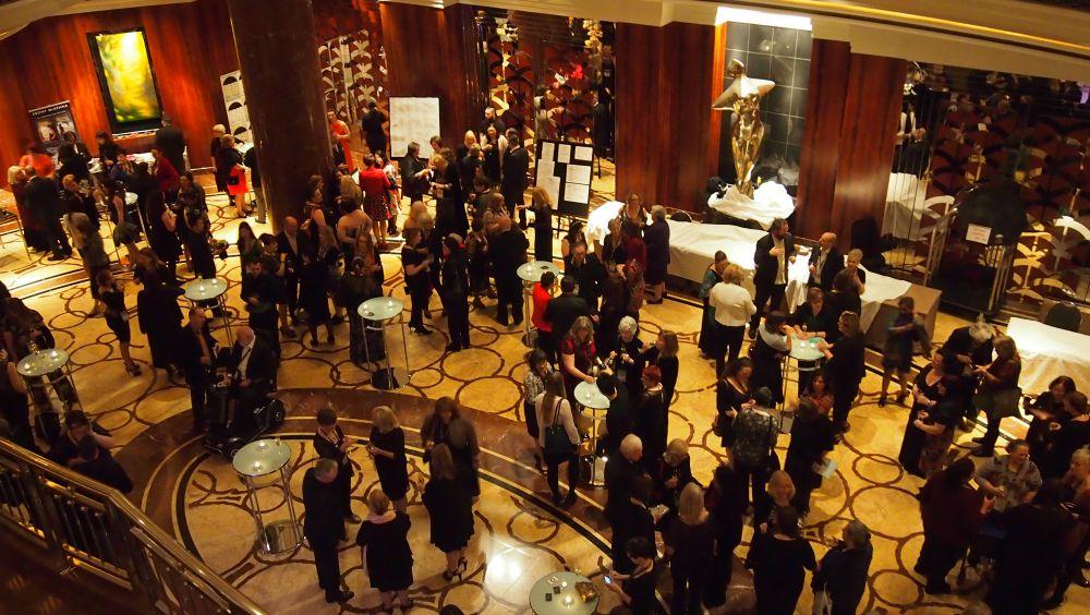 RWA Gala Awards Dinner - pre dinner drinks