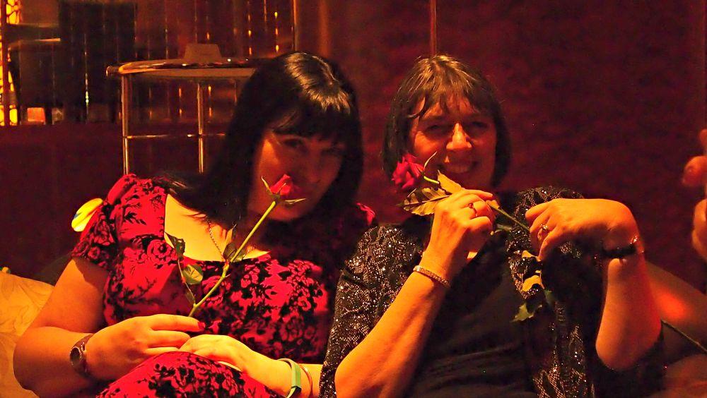 RWA Gala Awards Dinner - Rachel Bailey and Annie West