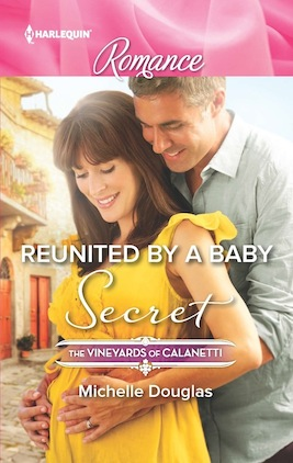 Reunited By A Baby Secret cover
