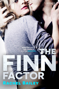 The Finn Factor by Rachel Bailey cover