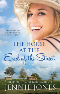 Cover of The House at the End of the Street by Jennie Jones