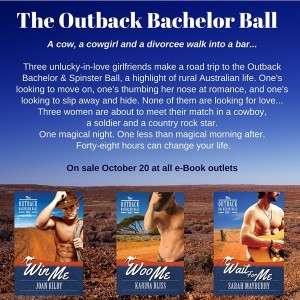 The Outback Bachelor Ball series