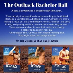 The Outback Bachelor Ball series