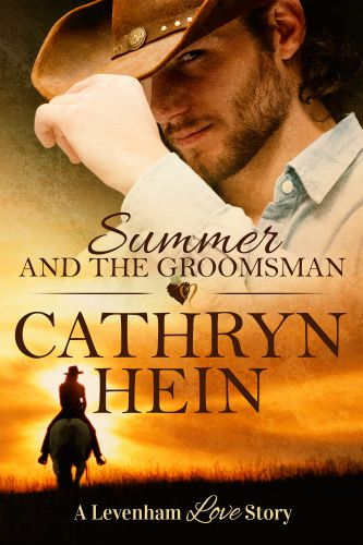 Cover of Summer and the Groomsman by Cathryn Hein