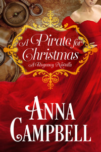 A Pirate for Christmas by Anna Camobell cover