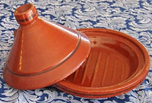 Terracotta Tagine