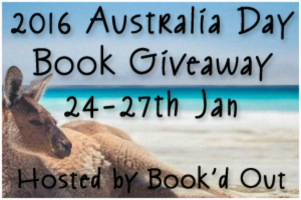 2016 Australia Day Book Giveaway Blog Hop!
