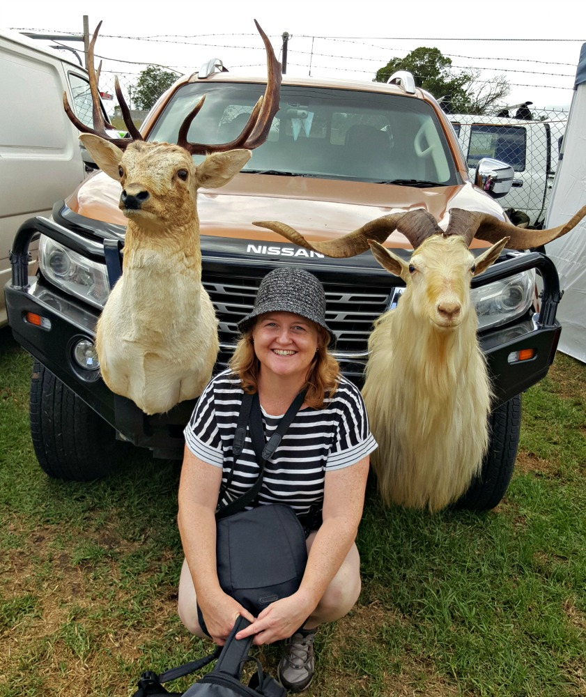 Nepean Hunters Club at Luddenham Show