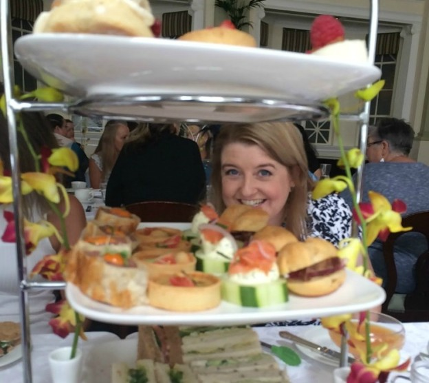 Cathryn Hein ARRA High Tea
