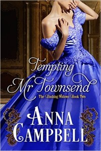 Tempting Mr Townsend by Anna Campbell