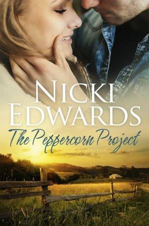 The Peppercorn Project by Nicki Edwards