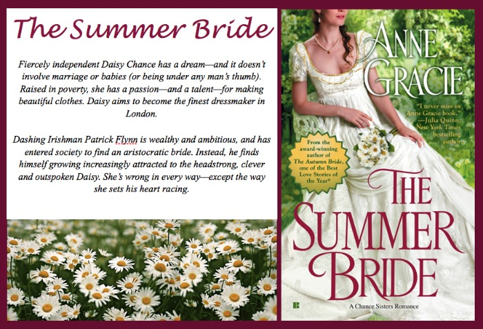 The Summer Bride cover and blurb image