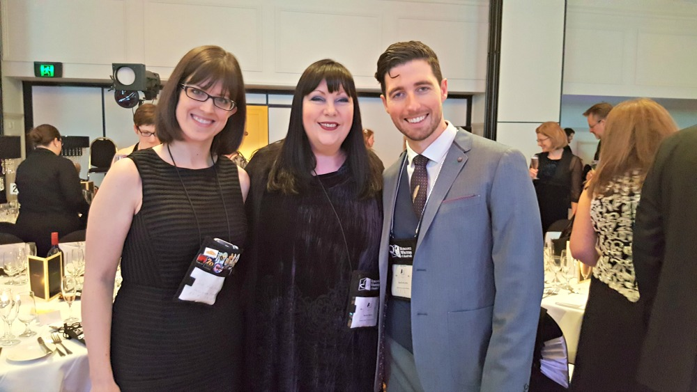 2016 RWA Awards Dinner - Leah Ashton-Rachel Bailey-Daniel de Lorne